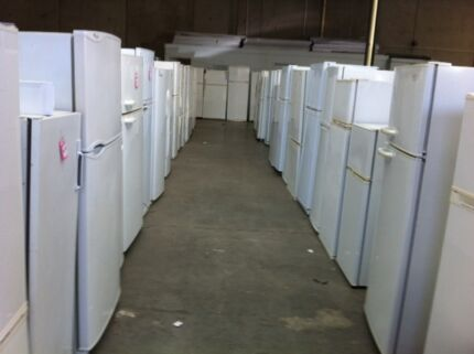 Whitegood​s Sale - Fridges - Washers - Dryers - Microwaves​ Melbourne Region Preview