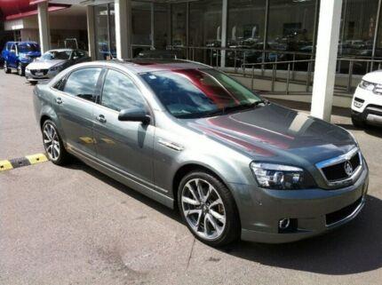 2016 Holden Caprice WN II MY16 V Grey 6 Speed Sports Automatic Sedan