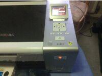 Lexmark x4850 printer / scanner/ copier/ wifi / memory cards