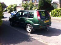 Nissan Xtrail 2L 4x4 Petrol 83k 11 months MOT full service history
