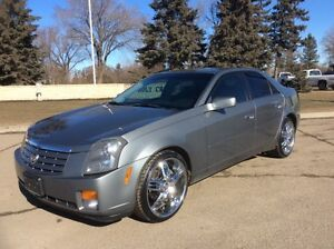 2005 Cadillac CTS, AUTO, LEATHER, ROOF, 141k, $8,500
