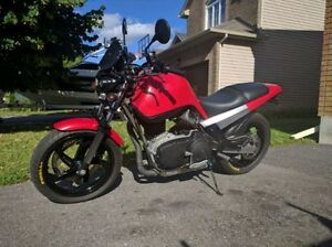 Modified Buell Blast