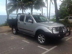 Nissan V6 Turbo-diesel ST-X 550 Dual-cab 4x4. Trinity Beach Cairns City Preview