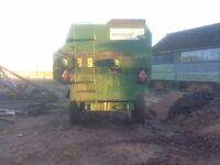 feed mixer wagon