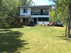 Beautiful Year Round Waterfront Home for Sale!