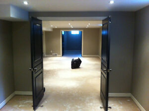 Basement Renovations and General Contracting