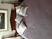 Classic Solid Wood Bedroom Set -- STILL AVAILABLE!