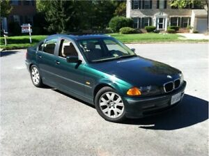 BMW 323i PARTS OUT