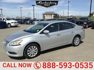 2015 Nissan Sentra SEDAN Accident Free,  Bluetooth,