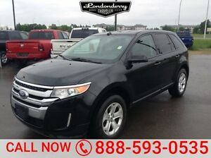 2014 Ford Edge SEL Accident Free,  Leather,  Heated Seats,  Back