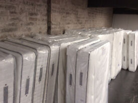 Warehouse Clearance Brand New Unopened Pocket Sprung Mattresses