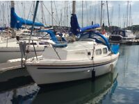 WESTERLY PADGENT 24 FT ******EXCELLENT CONDITION *******