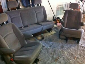 Captain (2) and bench seat 2003 Grand Caravan $150.00 for the 3