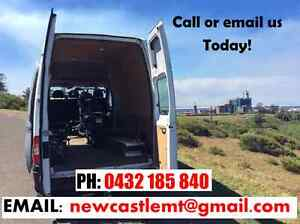 Newcastle Motorcycle Transport.