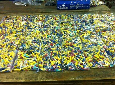 Electrical Connector Assortment 1 Lb Bag - All Wire Sizes 22-10 Gauge Great Deal
