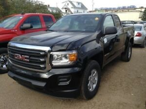 2018 GMC Canyon 4WD