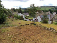 Building Plot for Sale in Moniaive Dumfries and Galloway