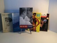 Gay and Bi Books for Sale