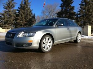 2006 Audi A6, AUTO, AWD, LEATHER, ROOF, $10,500