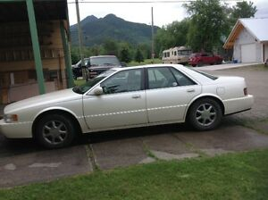 1997 Cadillac STS Sedan - PRICE REDUCED!