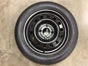 Ford Focus Spare Tire