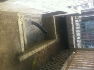 WATERPROOFING WET/LEAKY BASEMENT -FOUNDATION REPAIR. Kitchener / Waterloo Kitchener Area image 5