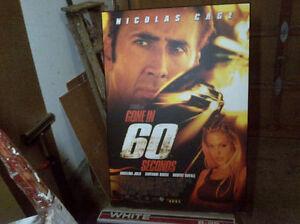 Hardbacked Movie posters