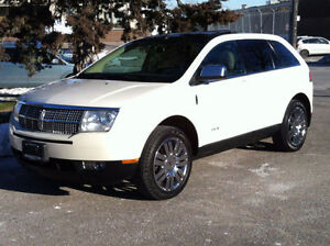 """2008 LINCOLN MKX AWD LIMITED - PANORAMIC