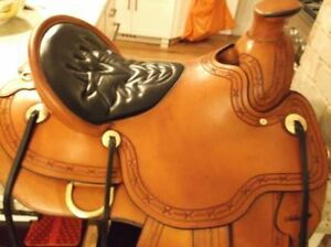 Wade Tucker Cimarron Saddle(NEW)