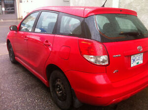 2003 Toyota Matrix XR Super Cute Sporty Wagon