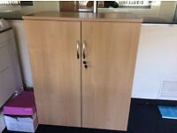 Office Wooden Filing Cabinet