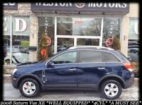 2008 Saturn Vue XE*4CYL*WELL EQUIPPED*100% APPROVED FINANCING!