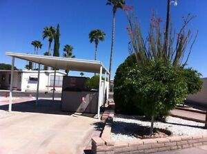 YUMA AZ. Titled RV Lot For Sale Or Rent (RANCHO BONITOS RV PARK)