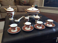 VESACE SET !!** NEW VERY LOW  PRICE !!** OPEN TO OFFERS !!