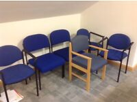 6 Office / Meeting / general chairs