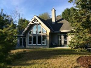 Stunning Home for Sale in Calabogie