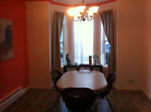 Room available in three bedroom house close to MUN and downtown