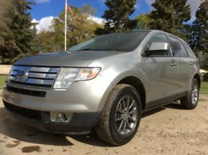 Ford Edge Sel Pkg Auto Awd Loaded Financing Available