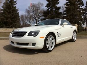 2005 Chrysler Crossfire, LIMITED-PKG, AUTO, LEATHER, ONLY 87K