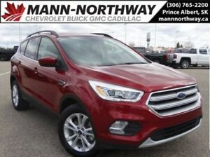 2017 Ford Escape SE.