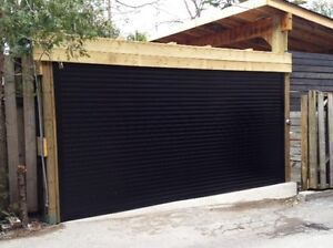 Laneway & Alleyway Roll Up Doors - Save Space, Secure Property
