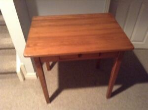 Maple Small Table