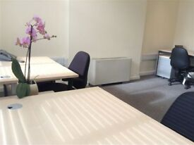 Office Space to Let, BLOOMSBURY - Modern, Affordable!