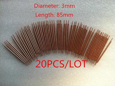 20pcslot Spot Welder Spot Welding Needle Alumina Copper Electrode Spot Welding