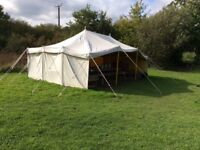 Marquee Tent - Indian Style