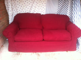 Sofa , Chairs & Footstool