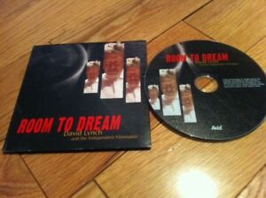 "David Lynch Documentary Rare DVD ""Room To Dream"" Twin Peaks"