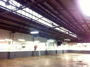 Industrial warehouse space available for classes & workshops Petersham Marrickville Area Preview