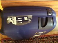 111l Funky Samsonite Wheelie Suitcase