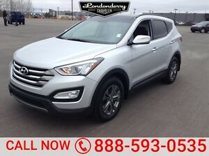2014 Hyundai Santa Fe Sport AWD SPORT Leather,  Sunroof,  Back-u